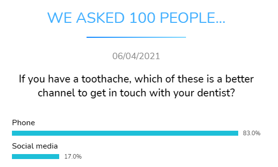 toothache better channel contact dentist dental research dentavox