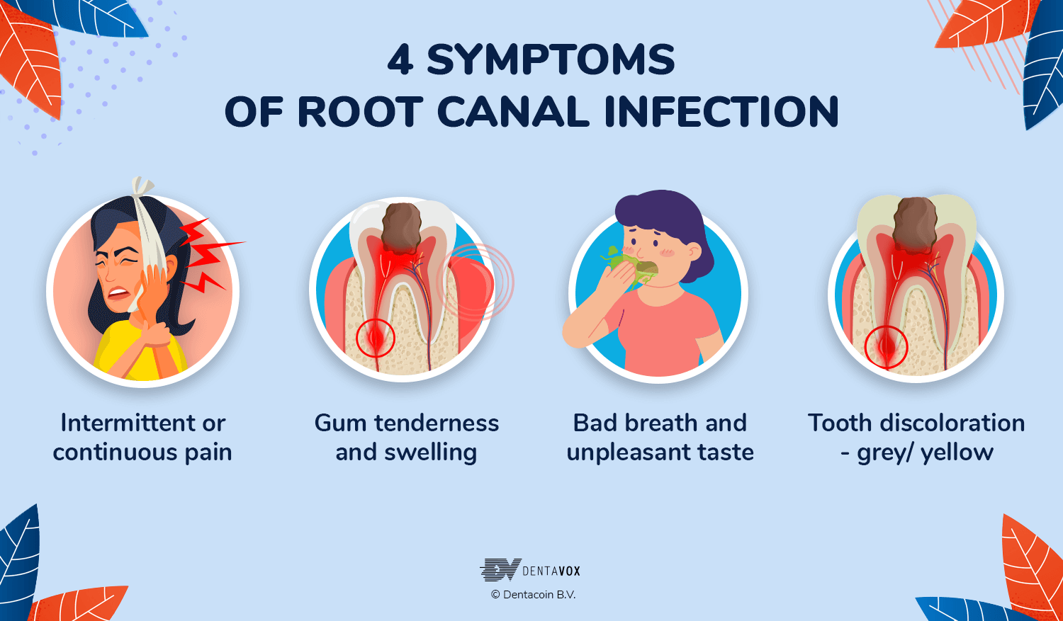 root canal infection symptoms dentavox blog